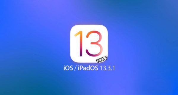 iOS / iPadOS 13.3.1 Beta